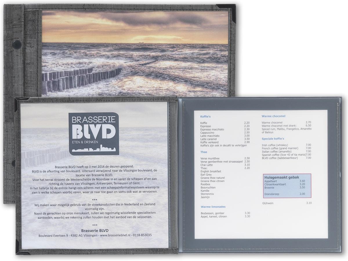 menukaarten laten ontwerpen